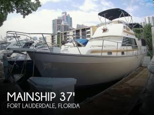 Mainship 36 DC