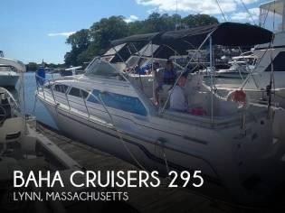 Baha Cruisers 295 Conquistare