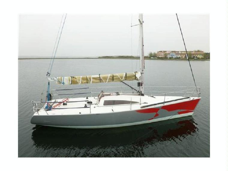 Mount gay 30 sailboat