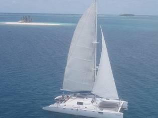 Custom Hercher 50 Catamaran