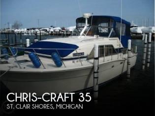 Chris-Craft Catalina 350