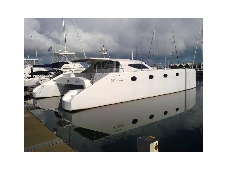 Coral Seas 54 Powercat