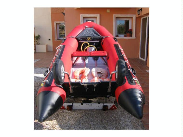 ZODIAC MKI FUTURA-S in Alicante | Inflatable boats used