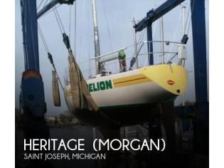 Heritage  (Morgan) 37 One Ton