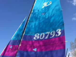 Hobie Adventure Island in Marina Davila Sport | Sailing