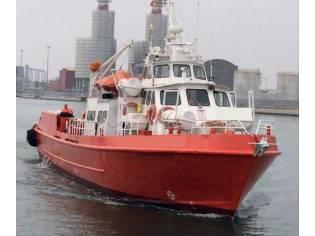 Crew Boat 1975