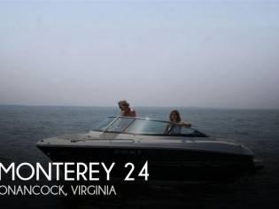 Monterey 234FSX