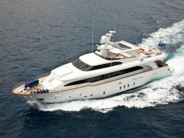 Benetti Sail Division 90 EXT