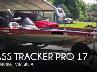 Bass Tracker Pro Pro Team 175 TXW