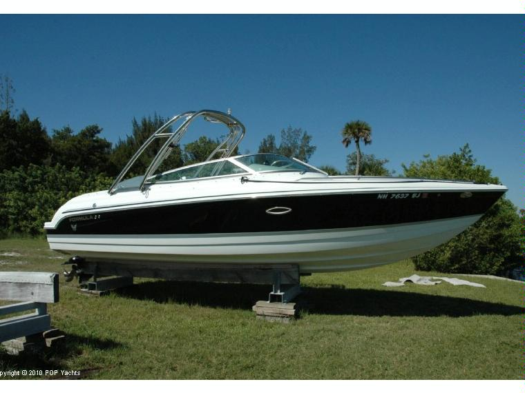 Formula 260 SS Sun Sport in Florida | Power boats used 01995 - iNautia