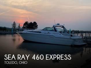 Sea Ray 460 express