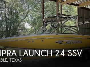 Supra Launch 24 SSV
