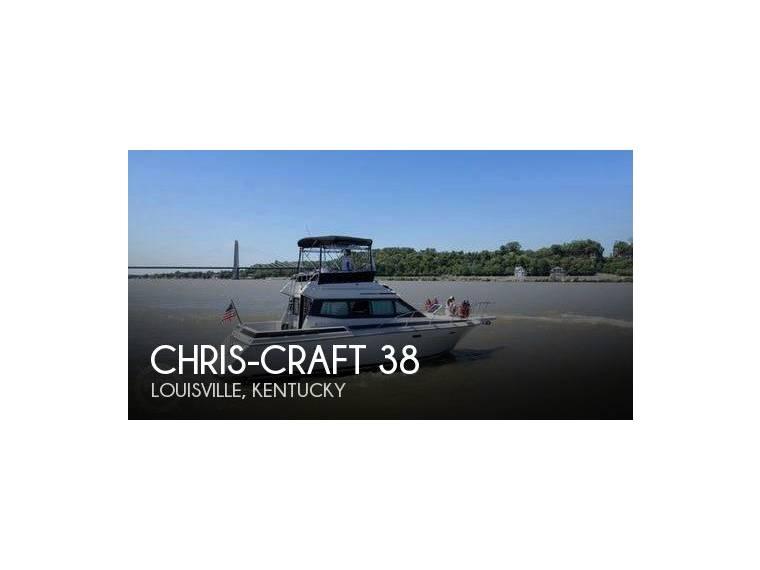 Chris-Craft Amerosport Sedan 320