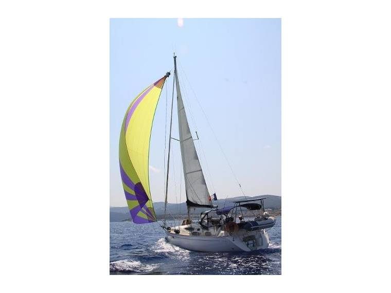 Kirie Feeling 32 DI in Greece | Sailing cruisers used 02575
