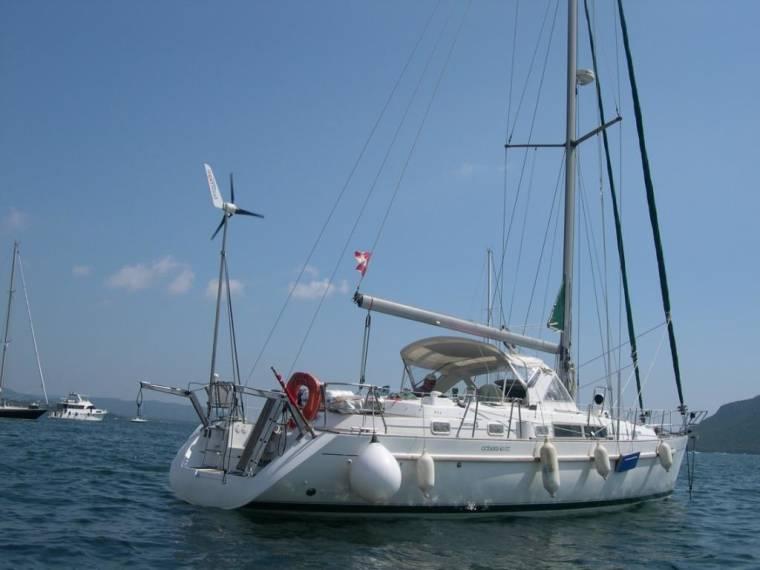 OCEANIS 40 CC in Port de Gruissan | Sailing cruisers used ...