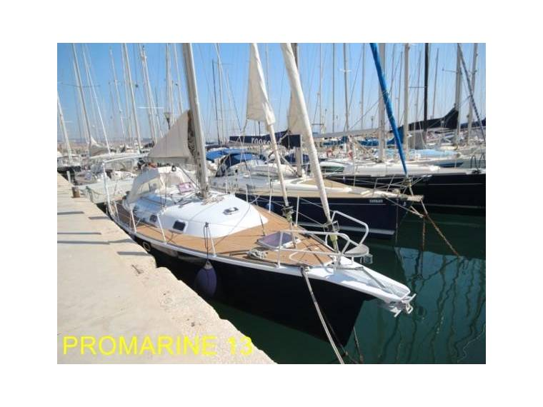 Dujardin psi 48 in port vieux de marseille sloops used for Dujardin yachts