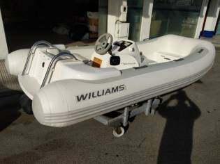 Williams Jet Tenders 325 TURBOJET