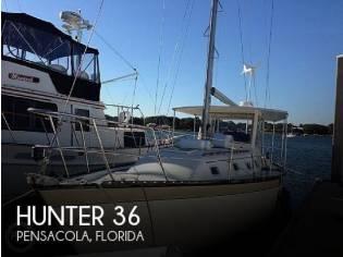 Hunter 36