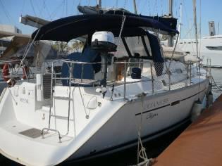 Used Oceanis Clipper 393 In Spain Inautia