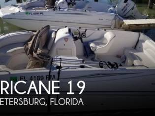 Hurricane 188 Sun Deck Sport