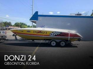 Donzi Sweet 16 5 7 V8 in Netherlands | Cruisers used 51535