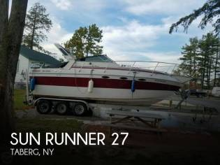 Sun Runner 275 SB