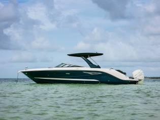 SEA RAY SLX 310 HORS BORD