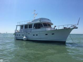 Marine Trader Tortuga 50
