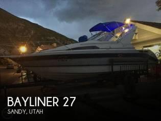 Bayliner 2755 Ciera Sunbridge