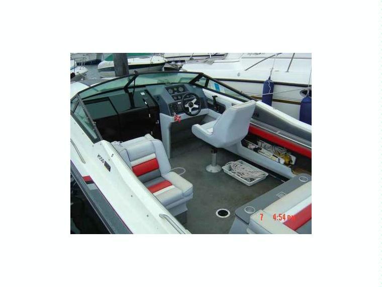 Chaparral 2550 Sx In Marina Santa Cruz Power Boats Used