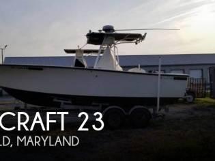 SeaCraft 23 Super Fisherman IB