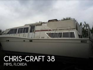 Chris-Craft Catalina 350 in Florida | Cabin Cruisers used