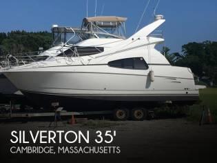 Silverton 330 Sports Bridge