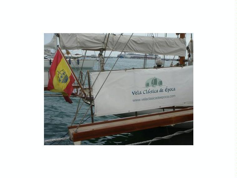Vela cl sica de poca boat rental company inautia for Epoca clasica