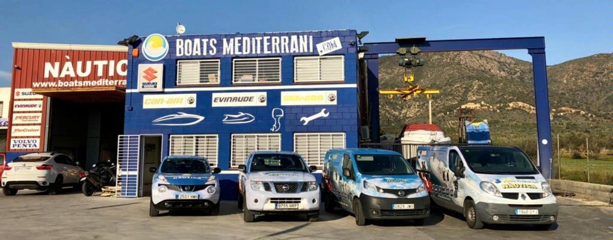 Boats Mediterrani Photo 1