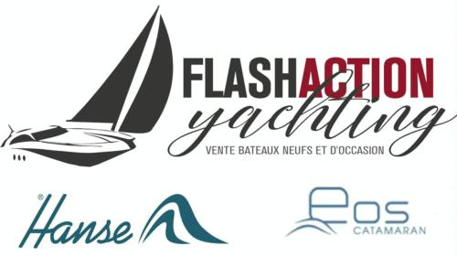 Flash Action Yachting logo