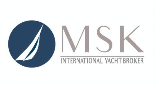 MSK Internacional Yacht Broker logo