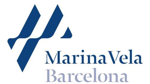 Marina Vela Barcelona logo