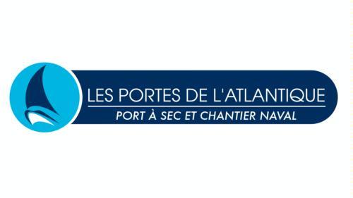 Les Portes de l'Atlantique logo