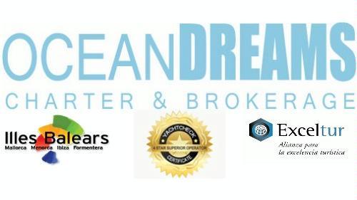OceanDreams Charter & Brokerage logo