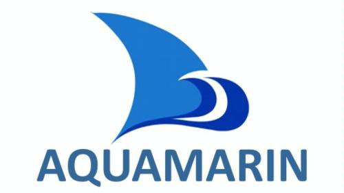 AQUAMARIN  NAUTICA logo