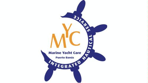 MARINE YACHT CARE logo