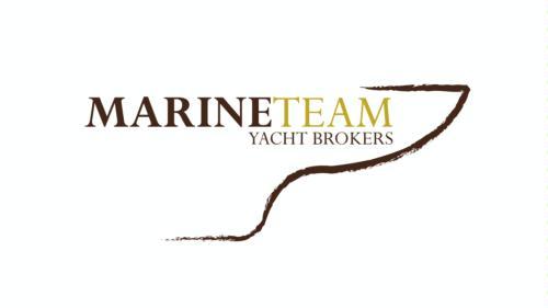 Marine Team - Agentes Grand Soleil, Dufour Yachts y Lagoon Catamarans logo