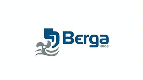 HERMANOS BERGA logo