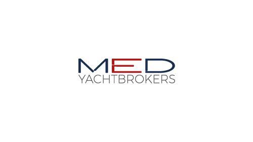 Med Yacht Brokers logo