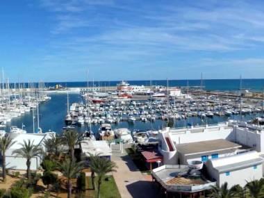 Port Yasmine Hammamet Tunisia