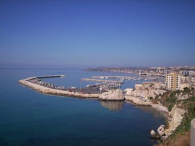 Porto di Sciacca Sicily