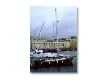 Puerto Deportivo de El Abra-Getxo Biscay