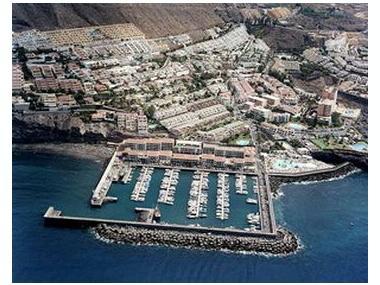 Puerto Deportivo Los Gigantes Tenerife