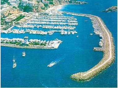 Puerto Portals Majorca